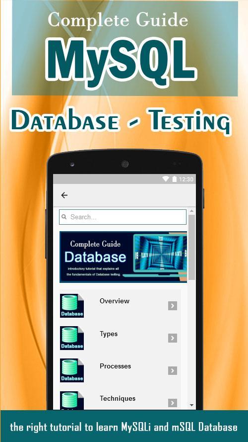 Learn MySQL and SQL Database Big Data- screenshot