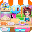 Crazy Mommy Street Food Truck with levels icon