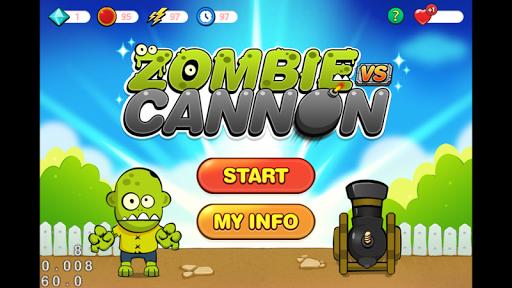 Zombie VS Cannon 좀비 대 캐논