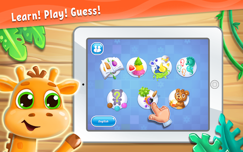 Colors for Kids, Toddlers, Babies – Learning Game 4