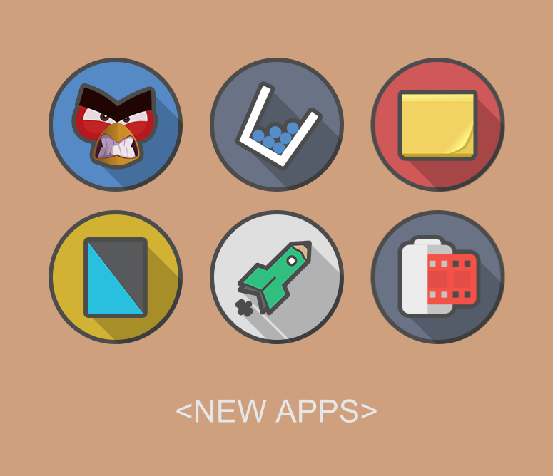 Ortus Icon Pack Pro- screenshot