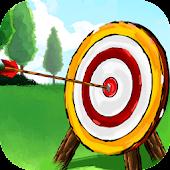 Simple Archery - Hit Bullseye!