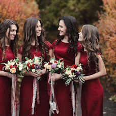 Wedding photographer Vitaliy Maslyanchuk (Vitmas). Photo of 01.03.2018