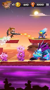 Band of Badasses: Run & Shoot Screenshot