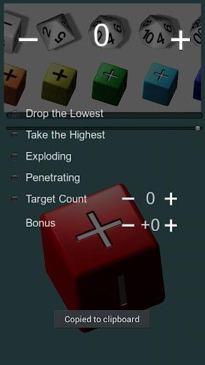 Prime Dice (Dados) screenshot 8