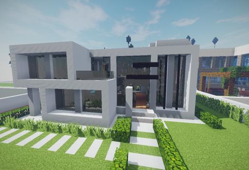 Download Mod Modern House Map For Minecraft Free For Android Mod Modern House Map For Minecraft Apk Download Steprimo Com
