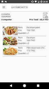 MenuTium Chef - náhled