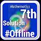 RS Aggarwal Class 7 Math Solution(offline) apk