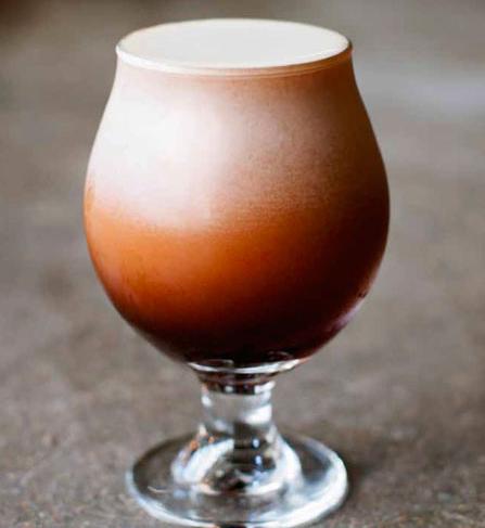 Logo for Cold Brew Nitro Draft Coffee