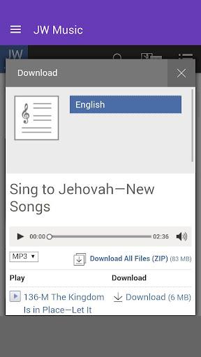 玩免費書籍APP|下載JW Music- all songs app不用錢|硬是要APP