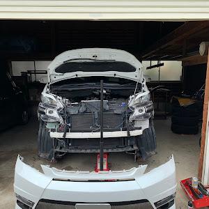 ヴェルファイア ANH25W 2008年式 2.4V 4WDのカスタム事例画像 とヨッキーさんの2020年08月13日17:47の投稿