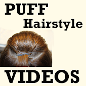PUFF Hairstyles Step VIDEOs