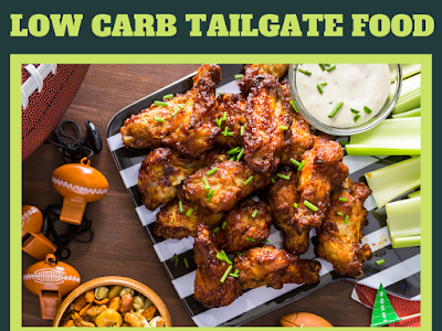 Low Carb Tailgate Food