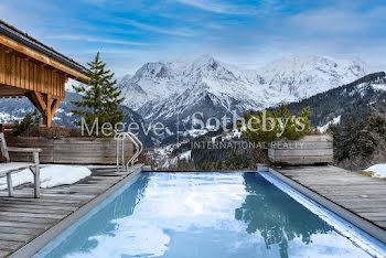 chalet à Saint-Gervais-les-Bains (74)