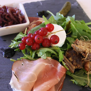 French Ploughmans.