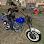 motorcycle racing star - ultimate police game