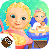 Sweet Baby Girl - Dream House And Play Time Android APK Download Free By TutoTOONS