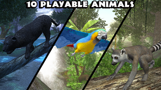 Ultimate Jungle Simulator [Mod] 2