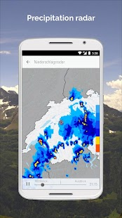 Weather Alarm - forecast & alerts for Switzerland- screenshot thumbnail