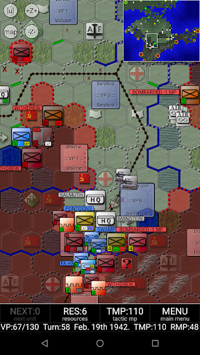 Axis Crimean Campaign 1941-1942 - screenshot