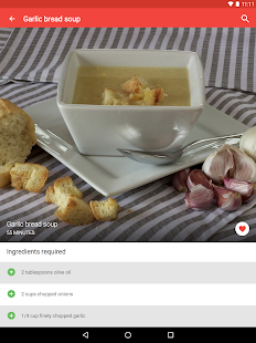 Diabetic Recipes Free- screenshot thumbnail