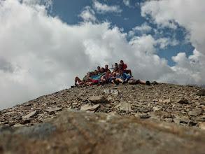 Photo: Pic de la Fossa del Gegant (2.807m). Travessa de Pioners i Caravel·les Estiu 2014.