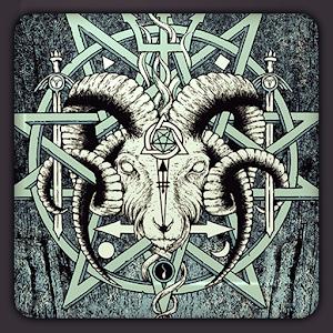 Baphomet Satanic HD Wallpapers 169 APK
