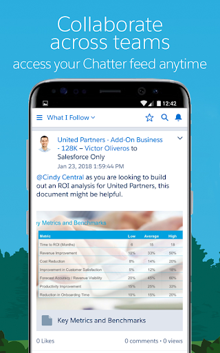 Salesforce 15.2 screenshots 3