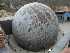 Photo: Patio del planetario