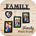 Family Photo Frame: Family Collage Photo icon