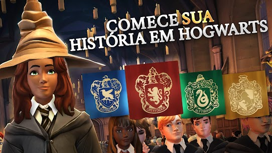 Harry Potter Hogwarts Mystery Apk Mod Dinheiro Infinito + MEGA MOD 1