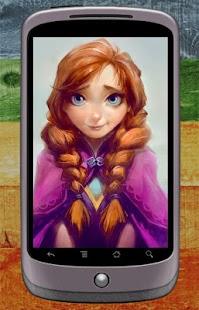 Anna Wallpaper - náhled