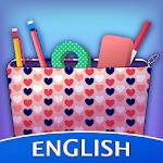 DIY School Supplies Amino Icon
