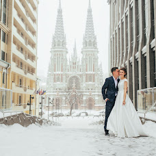 Wedding photographer Irina Siverskaya (siverskaya). Photo of 25.02.2018
