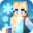 Ice Princess Craft:❄️ Icy Crafting & Building logo