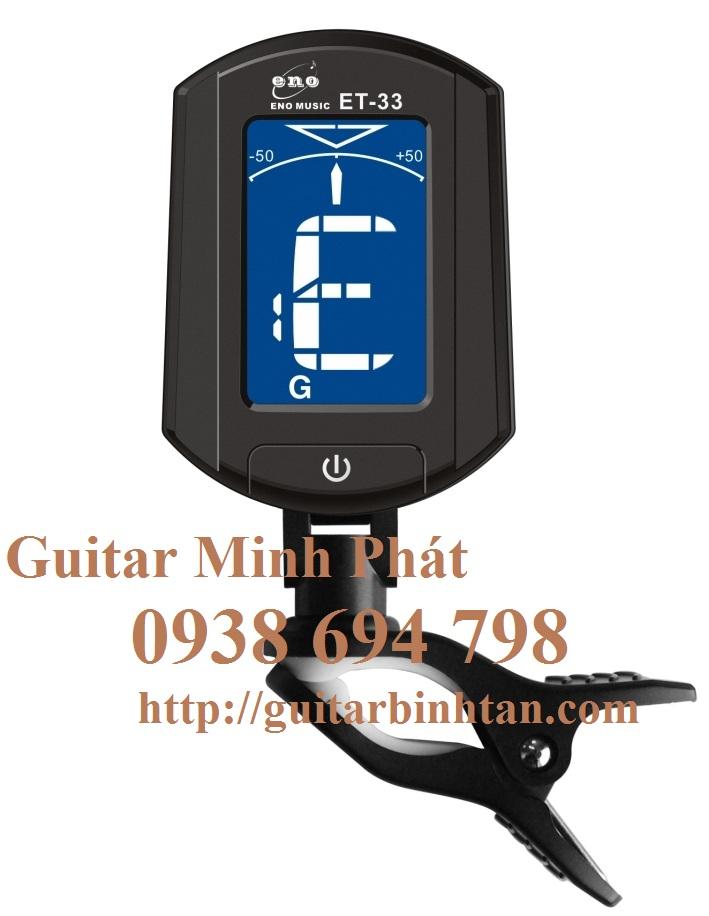 máy chỉnh dây đàn guitar