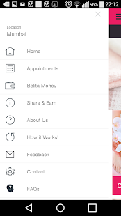 BELITA – Salon Comes Home- screenshot thumbnail