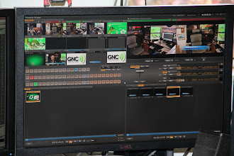 Photo: Tricaster 855 Control panls