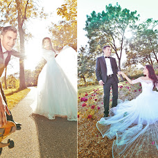 Wedding photographer spectrum photostudio (photostudio). Photo of 23.01.2014