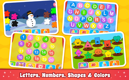Baby Piano Games & Music for Kids & Toddlers Free 3.0 screenshots 7
