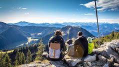 Las vacaciones en Semana Santa son una oportunidad para hacer excursiones en familia.
