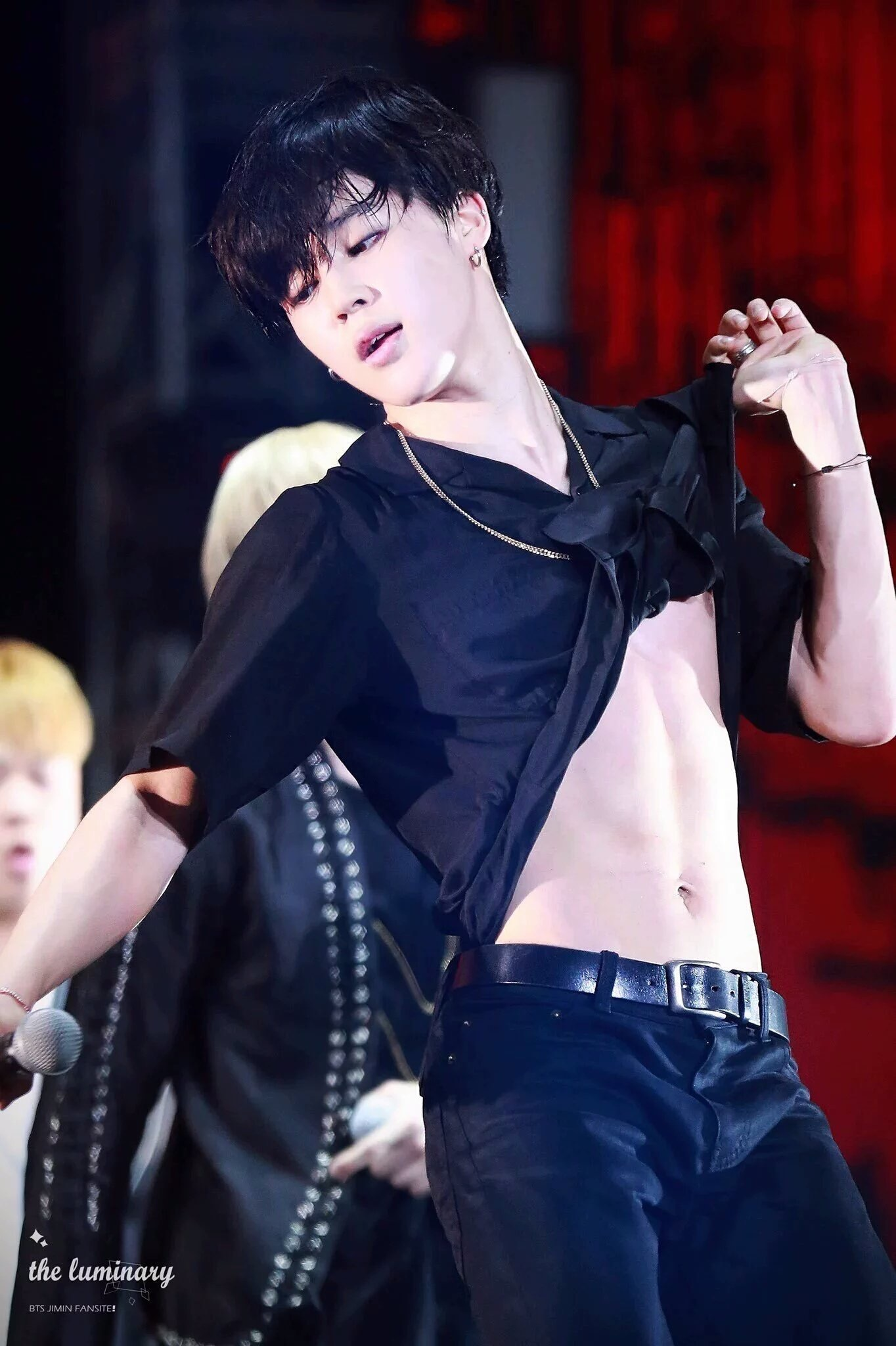 TOP 10 Sexiest Outfits Of BTS's Jimin