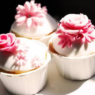 Spring Cupcakes.