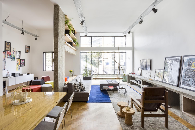 retrofit no apartamento