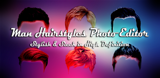 Man Hairstyles Photo Editor Apps On Google Play