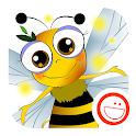 Honey Tina y las Abejas - App Juego Educativo icon