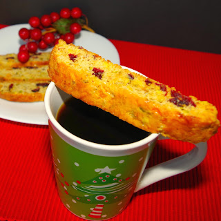 Holiday Biscotti & Christmas Baking.