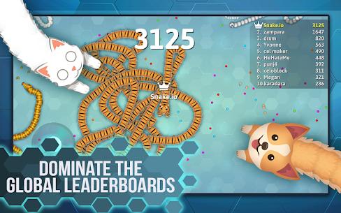 Snake.io – Fun Addicting Arcade Battle .io Games 4