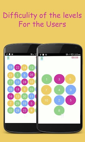 android Game Sort Screenshot 1
