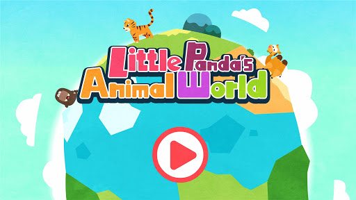 Screenshot for Little Panda's Animal World in United States Play Store